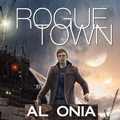 Rogue Town cover art