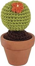 Rayher BP: Bola Cactus, poliéster, Multicolor, 7.5x 7.5x 12.8cm, 6Unidades de Medida