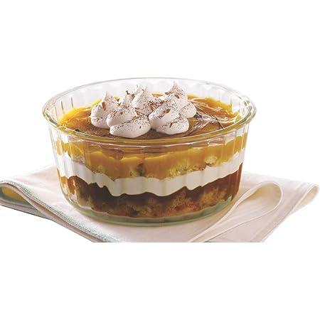 Borosil Souffle Dish, 1.5 litres