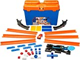 Hot wheels Track Builder Stunt Box, Multi Color