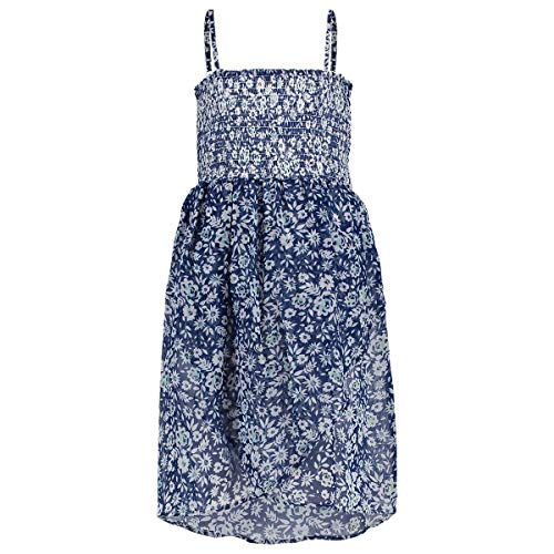 Vingino Mädchen Kleid Pajolijn blau (51) 164