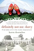 Definitely Not Mr. Darcy