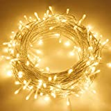 BHCLIGHT 82FT 200 LED String Lights Outdoor Waterproof Extendable...
