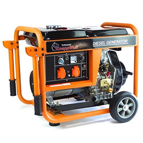 KnappWulf -  Stromerzeuger Kw5500