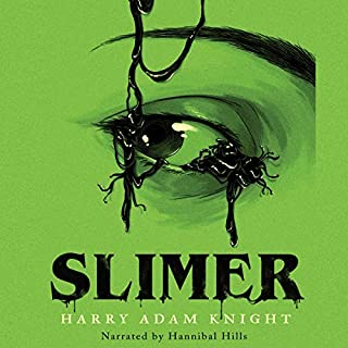 Slimer audiobook cover art