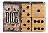 Cardinal 5 Giant Wood Dice Giant Game