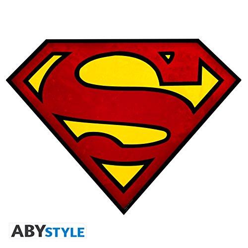 ABYstyle - DC Comics - Tapis de Souris - Logo Superman
