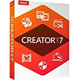 Corel CA Creator NXT 7 - CD/DVD Burning and Creativity Suite for PC