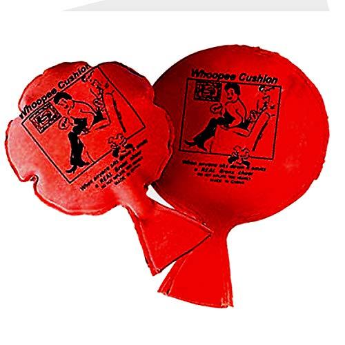 Whoopee Cushion 8' - Whoopie Cushion Prank - Fart Gag Novelty Trick Joke Toy for Kids Children...