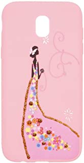 Margoun Pinky Case for Samsung Galaxy J5 Pro / j5 2017 (5.2 inch) TPU Protective Back Cover/With Skirt Design - MG07