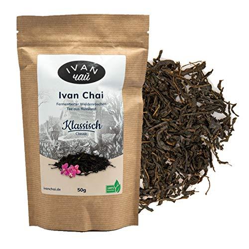 Ivan Chai - Klassisch |Fermentierter Weidenröschen Tee | Entspannungstee