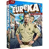 Eureka The Complete Series [Blu-ray] DVD
