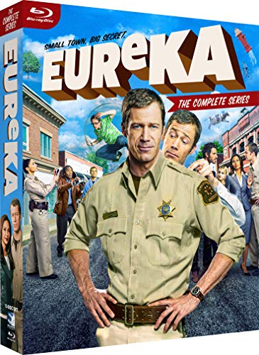 Eureka - The Complete Series [Blu-ray]
