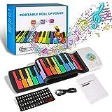 Flexible Piano Keyboards