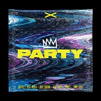 Party (feat. Redes Música, Joeky Santana, Jean Carlos, Pauneto & Tommy Royale)