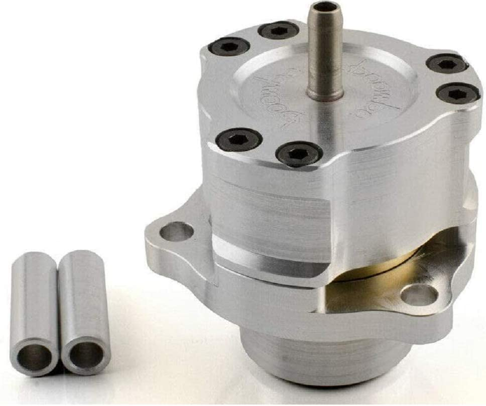 Boomba Racing BLOW OFF Directly managed store VALVE SILVER 2013+ Compatible Ford F Max 78% with