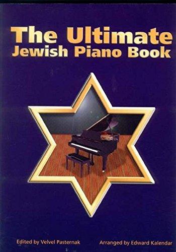 The Ultimate Jewish Piano Book