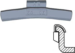 Harzole AW-200 1BOX 25pcs 2.0oz Lead Free AW Type Wheel Weight (CWC-200)