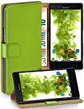 MoEx® Book-style flip case to fit Sony Xperia X Compact |