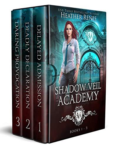 Shadow Veil Academy - Omnibus Edition: Books 1-3 (English Edition)