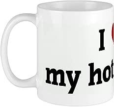 CafePress I Love My Hot Toddy Mug Unique Coffee Mug, Coffee Cup