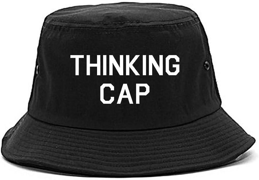 Thinking Funny Nerd Bucket Hat Black : Clothing, Shoes & Jewelry