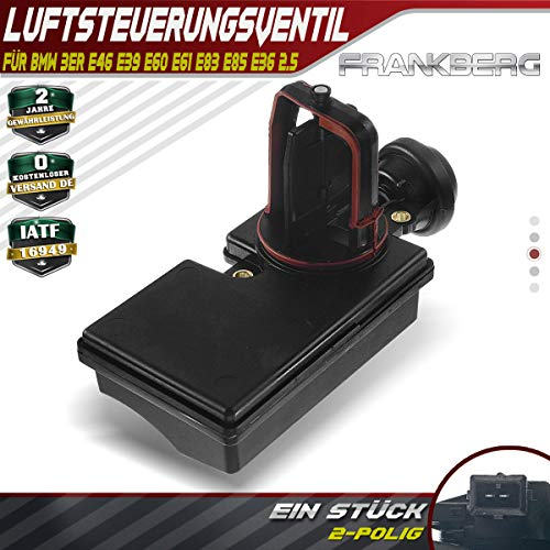 Luftsteuerung Ventil für E46 320 325 E39 E60 E61 520 525 E36 Z3 E85 Z4 E83 X3 2000-2010 11617544806
