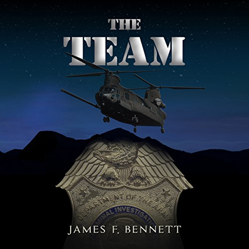 The Team audiobook cover art