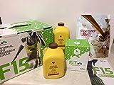 Nuevo programa de gestión de peso nutricional Forever F15 FIT - Principiante 1&2 -...