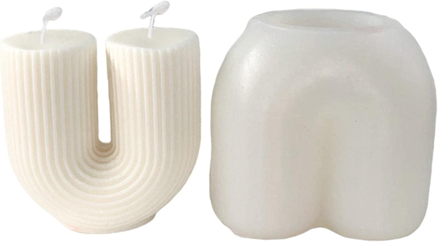 Candle Molds Novel Silicone Mould Limited price sale Jewelry U M Genuine Free Shipping Shape
