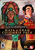 Civilization VI:  Maya and Gran Colombia Pack - PC [Online Game Code]