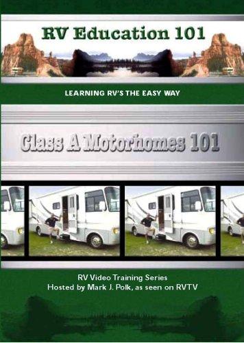 Class A Motorhome 101 RV DVD