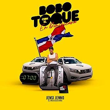 Bobo con el toque en Dominicana