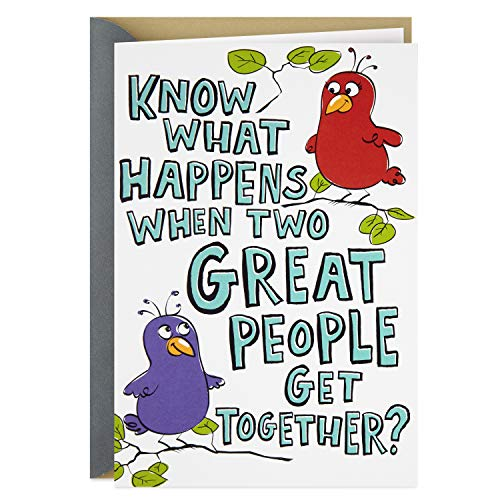 Hallmark Anniversary Card for Couple (Great Marriage)