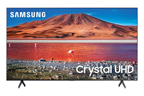 Tv Samsung Crystal 4K UHD 55' Smart Tv UN55TU7000FXZX (2020)
