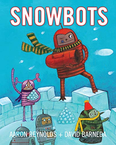 Snowbots (English Edition)