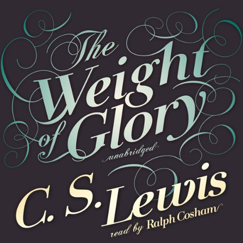 The Weight of Glory cover art