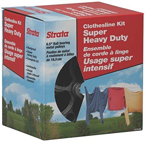Strata Clothesline Kit Super Heavy Duty