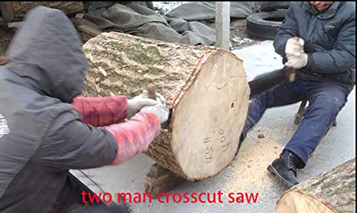 3.6' Two Man Crosscut Saw