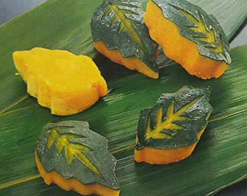 中国産 冷凍 木の葉 かぼちゃ ( 南瓜 ) 50個 煮物に最適です。大好評です。業務用 木の葉南瓜