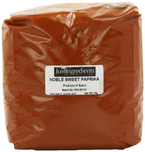 JustIngredients Essential Paprika noble doux (Paprika Noble Sweet) 1kg