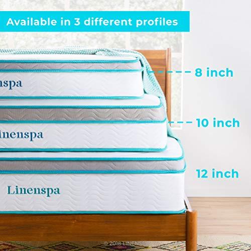 Classic Brands Cool 2.0 Ultimate Gel Memory Foam 14-Inch 2 Bonus Pillow Mattress, King, White