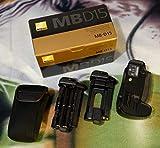 Vertical Grip Pro batería para Nikon D7100 MB- D15 cámara EN- EL15