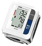 エーアンドデイ 手首式血圧計 UB-351(1台)