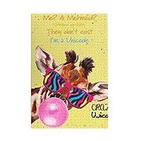 1000 ピース ジグソーパズル,Giraffe Blowing A Bubbles Picture Puzzle 大人 子供 の 木製パズル 独立した実践的なスキルを養う 親子ゲーム 減圧玩具ギフト ジグソーパズル 組み立てジグソー楽しいゲームジグソーパズル 子供 初心者向け ギフト プレゼント