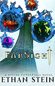 FarSight (The Divine Potentials Book 2) by [Ethan Stein, LeTeisha Newton, Tiffany Fox, C.A. Houghton]