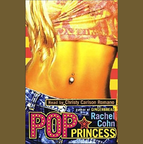 Pop Princess audiobook cover art