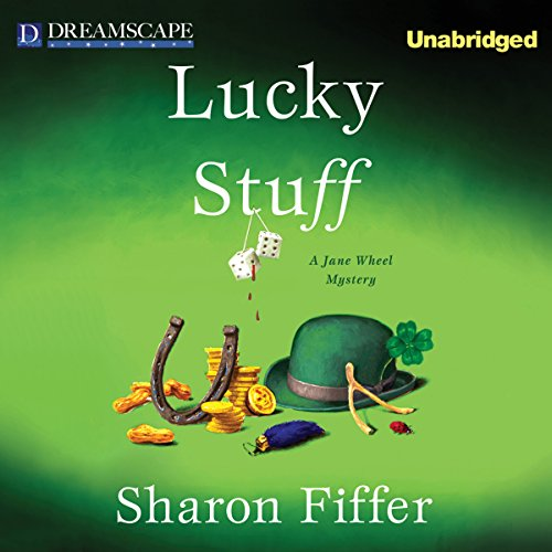 Lucky Stuff audiobook cover art