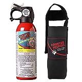 Counter Assault Bear Spray with Holster, 10.2 oz