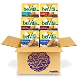 belVita Breakfast Biscuits, Assorted Flavors, 30 Packs (5 Biscuits Per Pack)